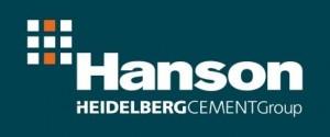 HC Hanson logo white